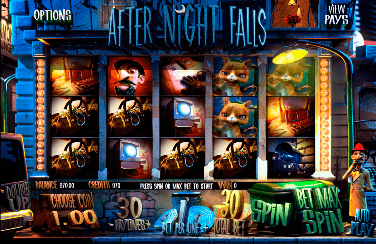 after night falls betsoft casinospil online