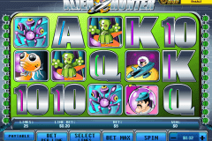 alien hunter playtech casinospil online