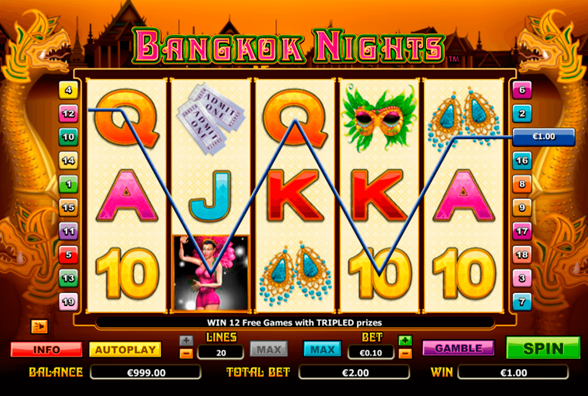 bangkok nights nextgen gaming casinospil online
