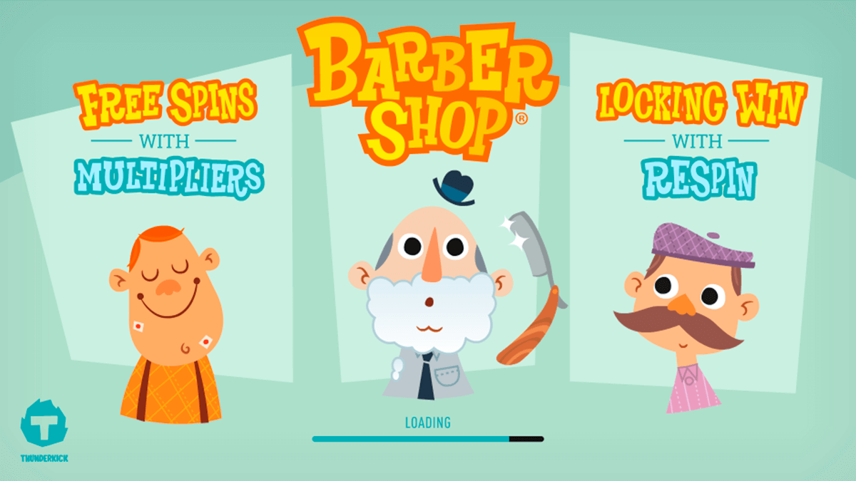 barber shop thunderkick casinospil online