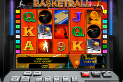 basketball novomatic casinospil online