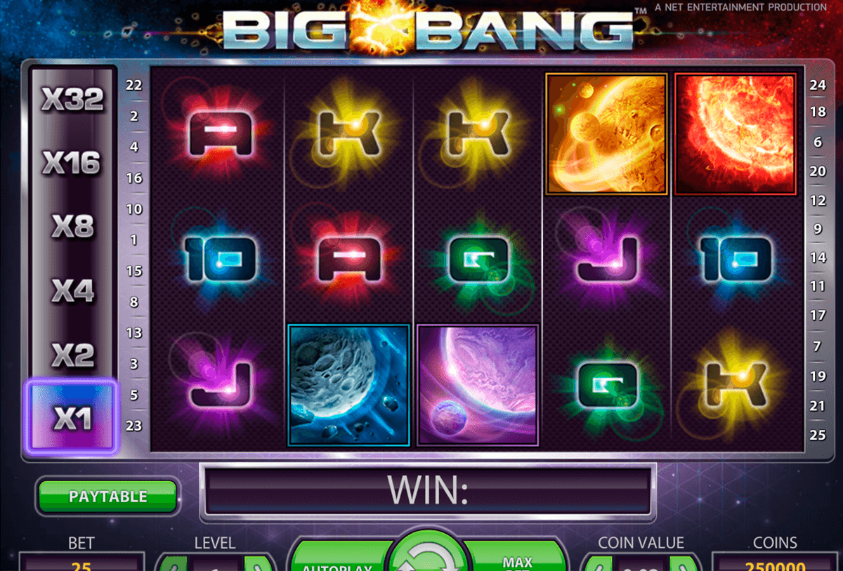 big bang netent casinospil online