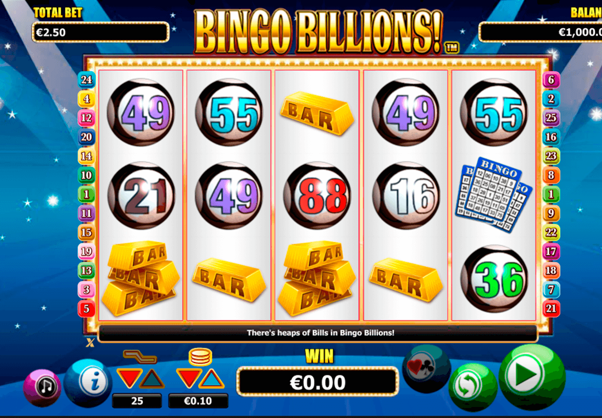 bingo billions nextgen gaming casinospil online