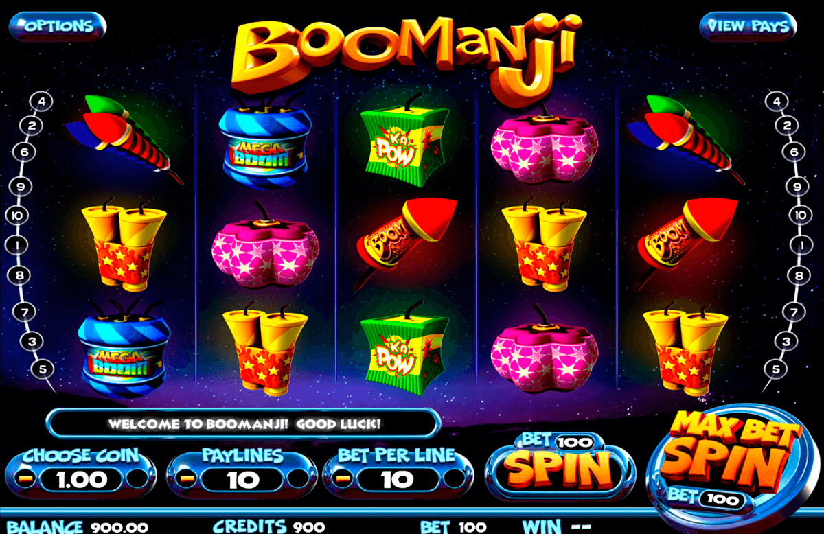 boomanji betsoft casinospil online