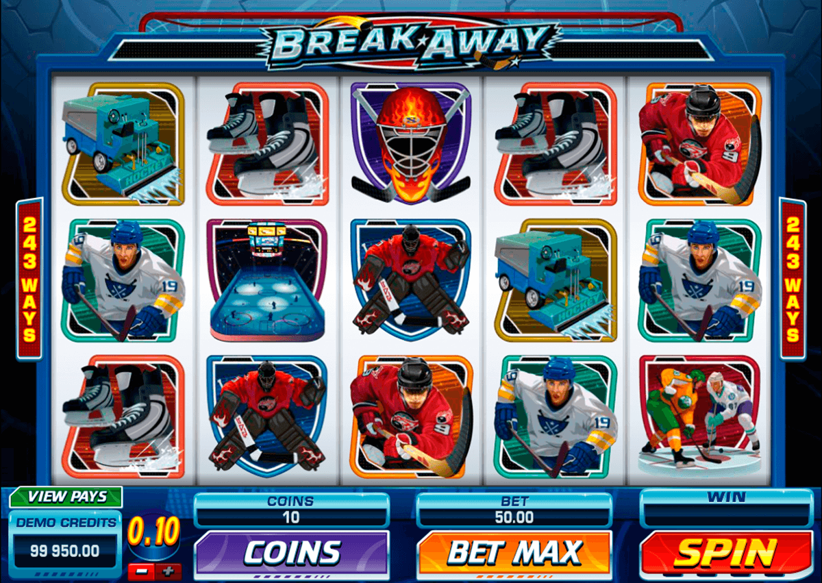 break away microgaming casinospil online