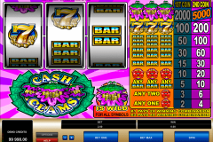 cash clams microgaming casinospil online