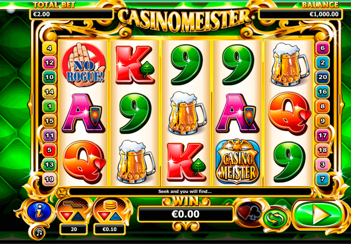casinomeister nextgen gaming casinospil online