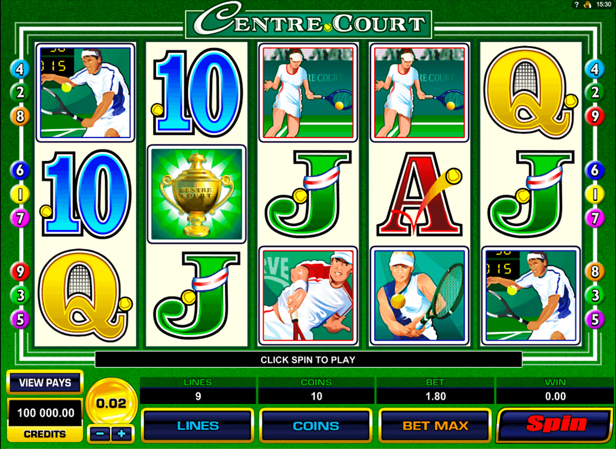 centre court microgaming casinospil online