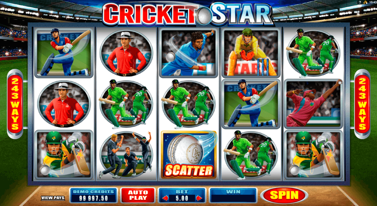 cricket star microgaming casinospil online