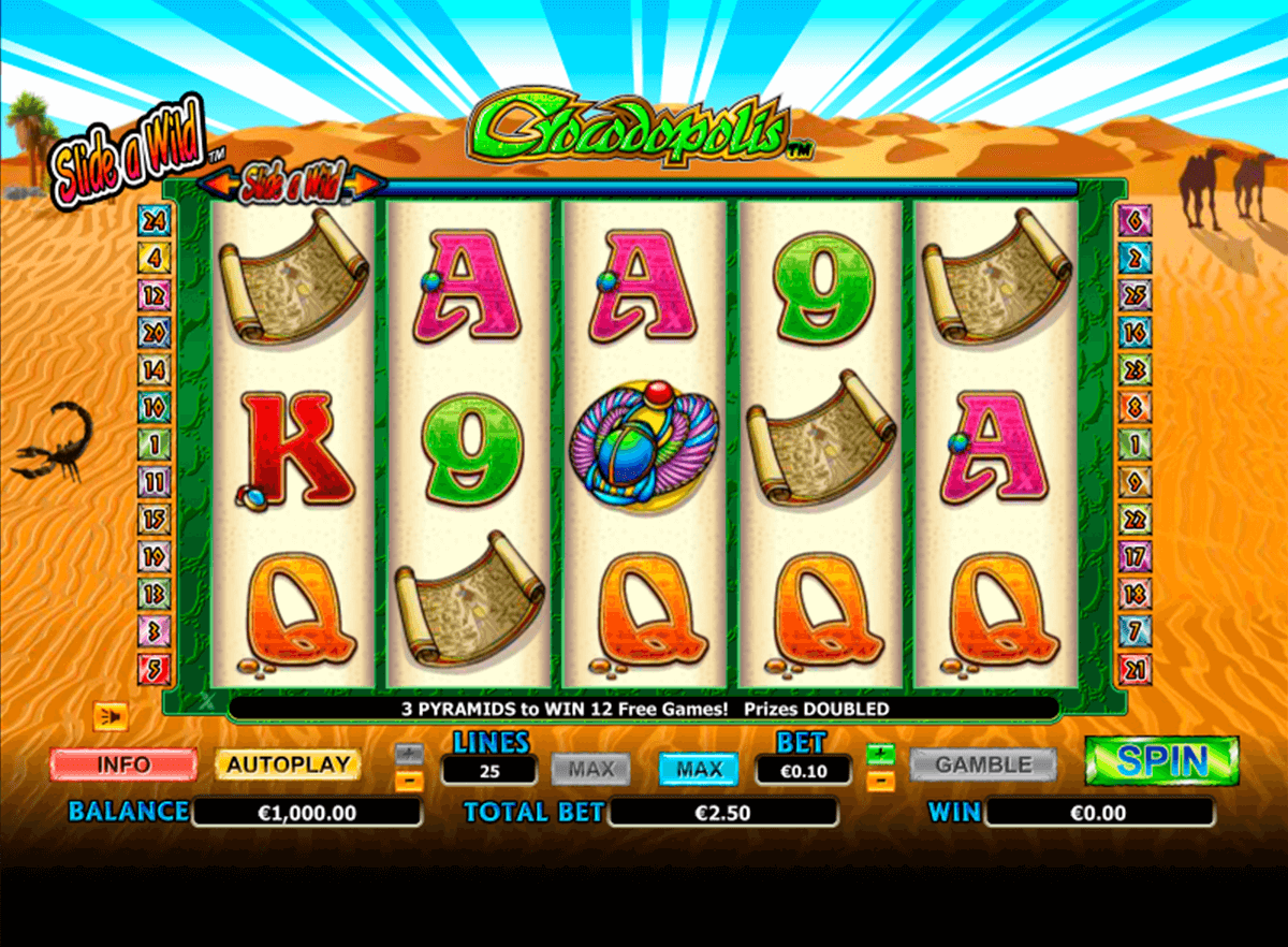crocodopolis nextgen gaming casinospil online