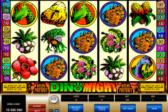 dino might microgaming casinospil online