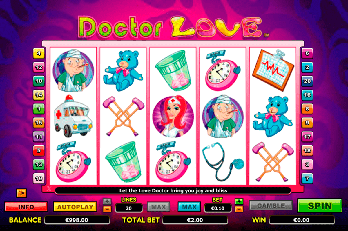 doctor love nextgen gaming casinospil online