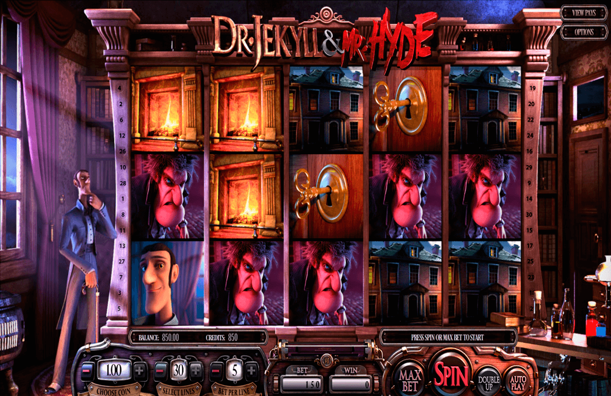 dr jekyll mr hyde betsoft casinospil online