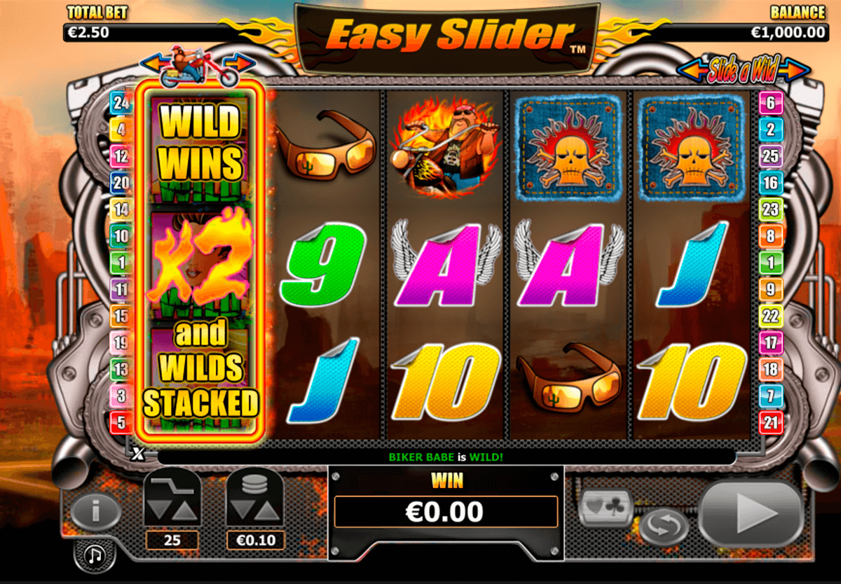 easy slider nextgen gaming casinospil online