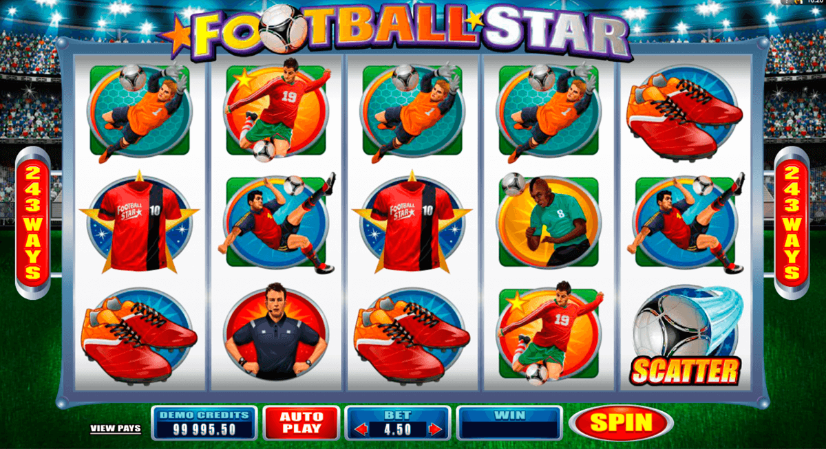 football star microgaming casinospil online