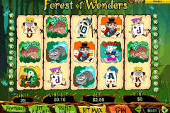 forest of wonder playtech casinospil online