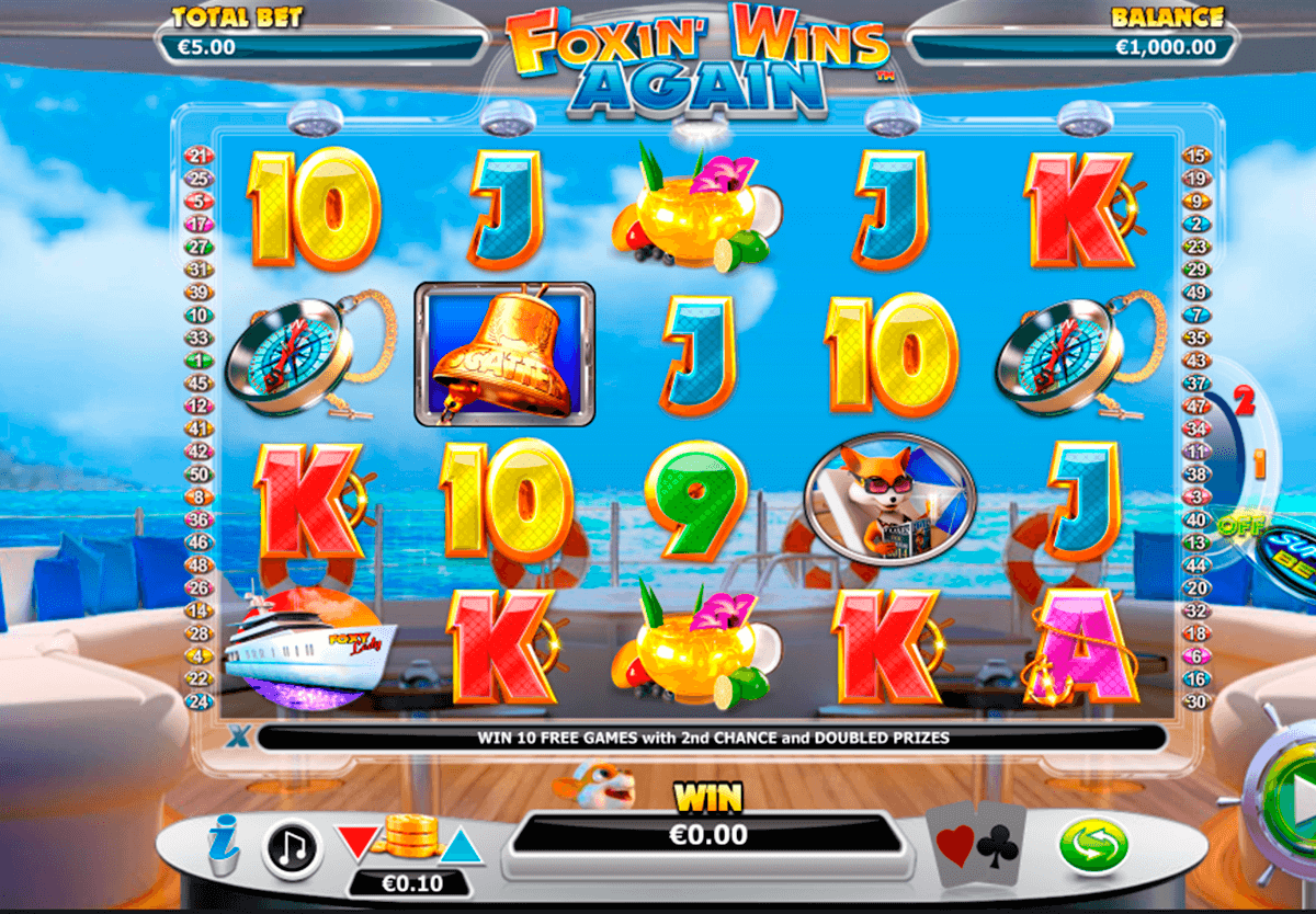 foxin wins again nextgen gaming casinospil online