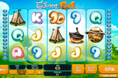 foxy fortunes playtech casinospil online