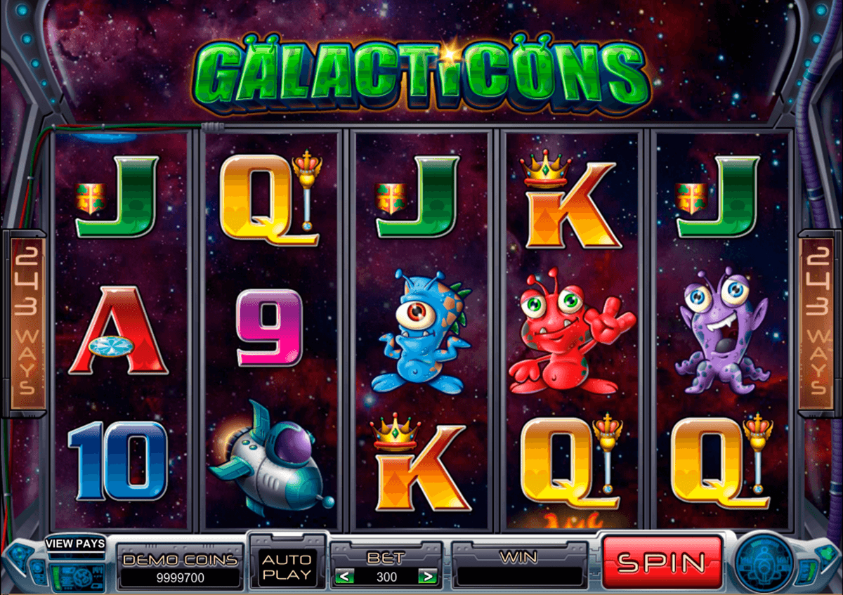 galacticons microgaming casinospil online