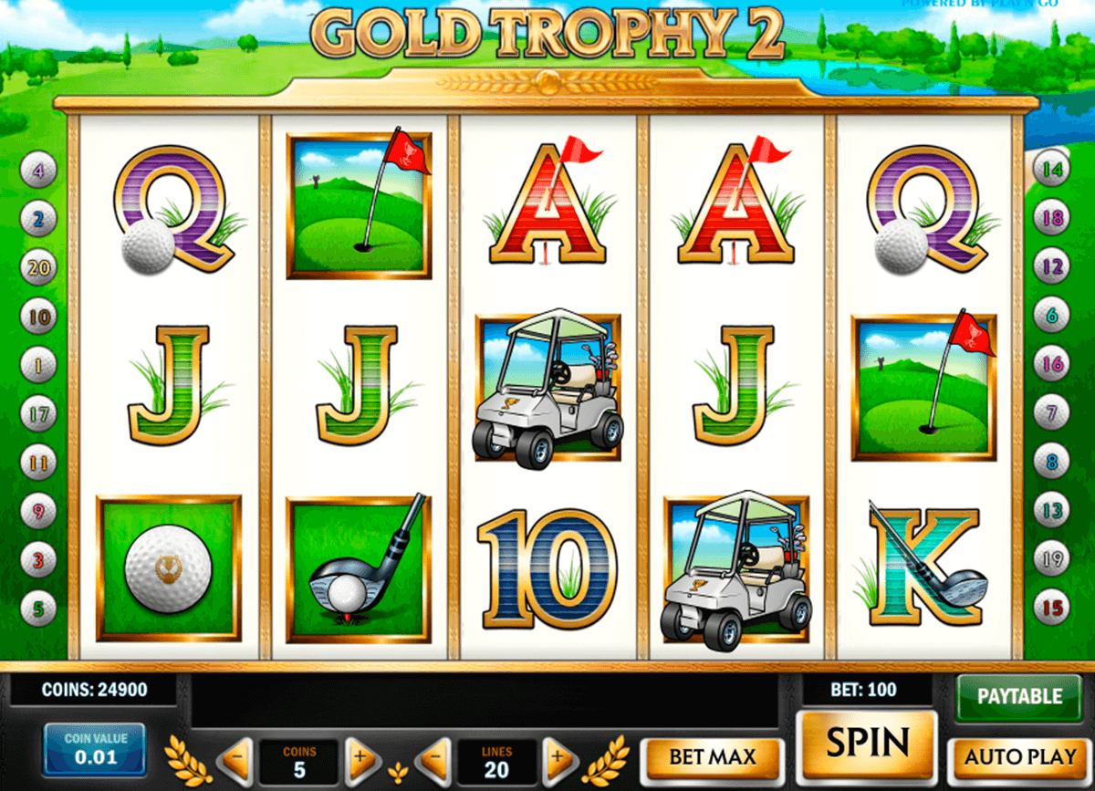 gold trophy 2 playn go casinospil online