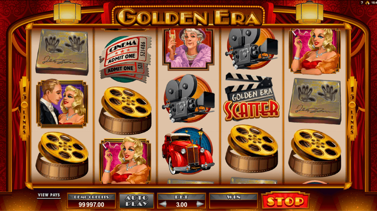 golden era microgaming casinospil online