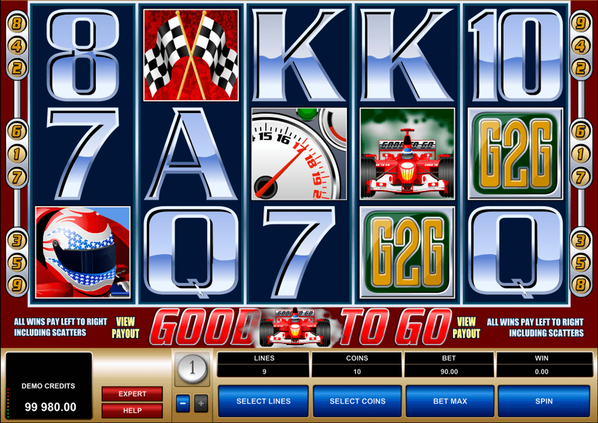 good to go microgaming casinospil online