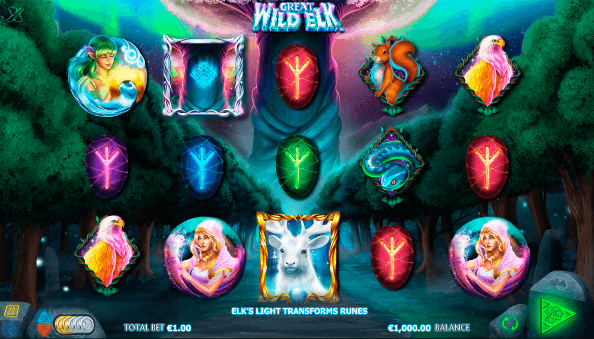 great wild elk nextgen gaming casinospil online