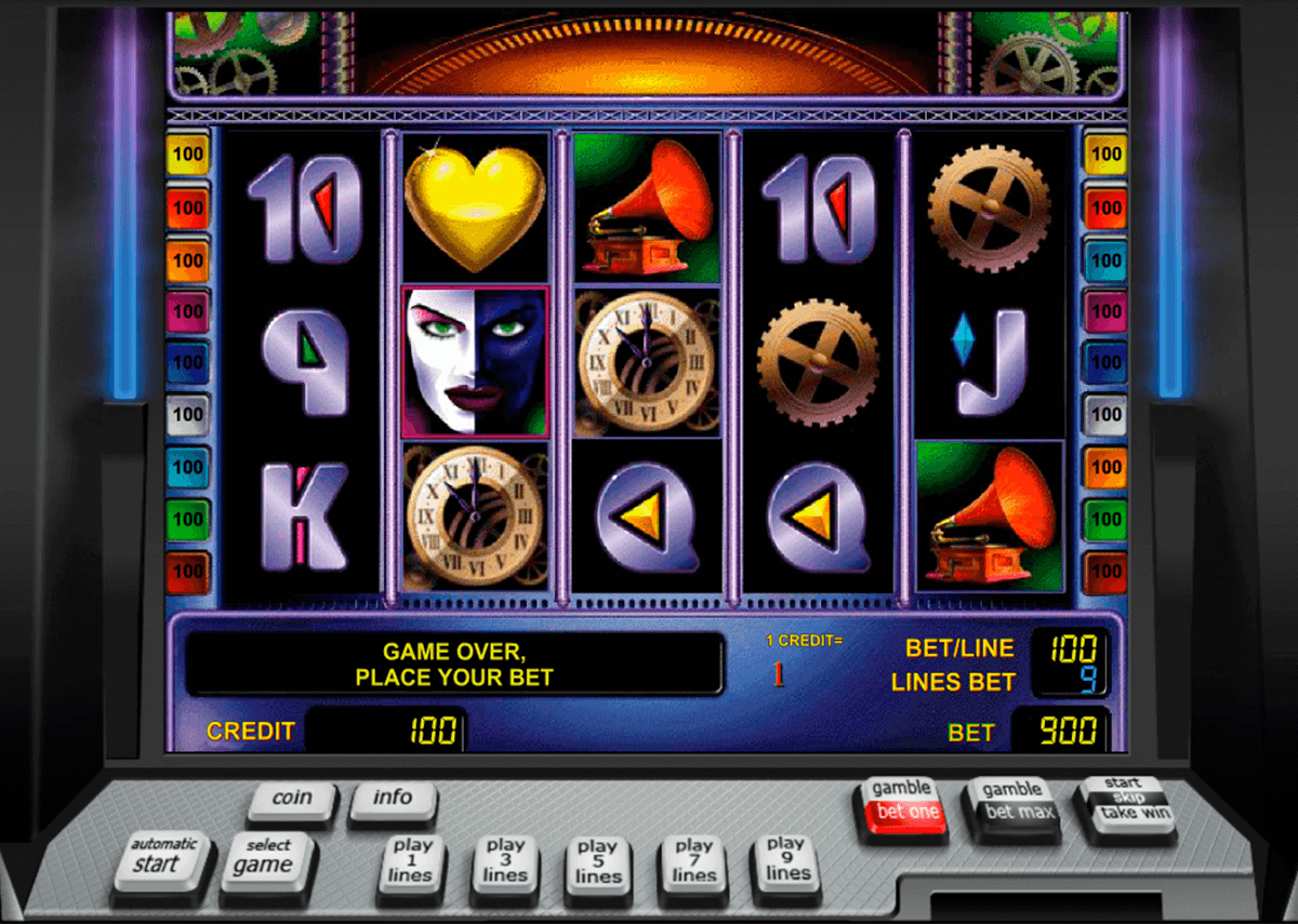 heart of gold novomatic casinospil online