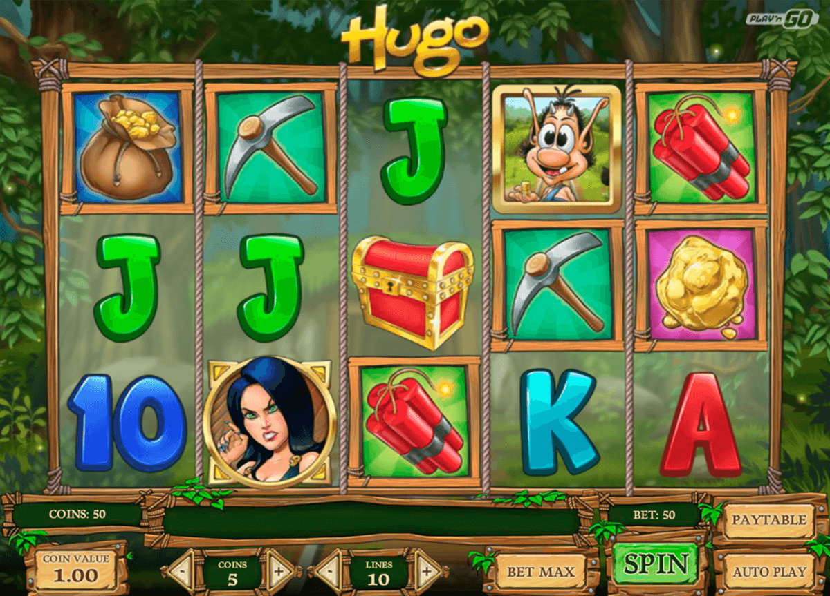 hugo playn go casinospil online