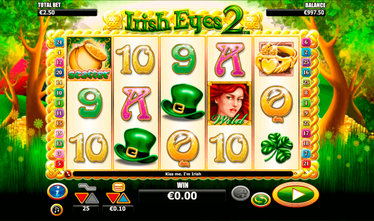 irish eyes 2 nextgen gaming casinospil online