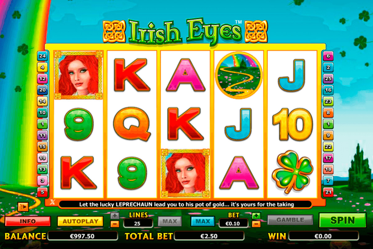 irish eyes nextgen gaming casinospil online
