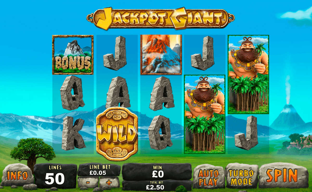 jackpot giant playtech casinospil online