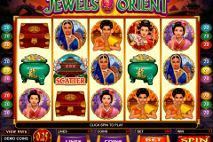 jewels of the orient microgaming casinospil online