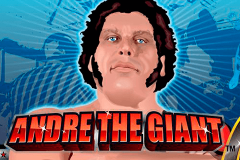 logo andre the giant nextgen gaming spillemaskine