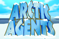 logo arctic agents microgaming spillemaskine