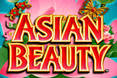 logo asian beauty microgaming spillemaskine