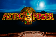 logo aztec power novomatic spillemaskine