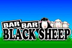 logo barbarblack sheep microgaming spillemaskine