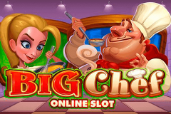 logo big chef microgaming spillemaskine