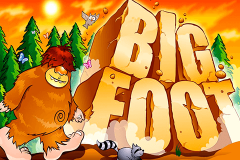 logo big foot nextgen gaming spillemaskine