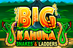 logo big kahuna snakes and ladders microgaming spillemaskine
