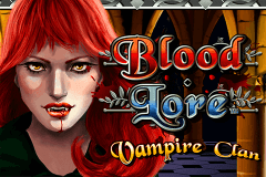 logo blood lore vampire clan nextgen gaming spillemaskine
