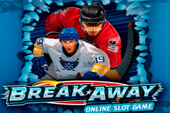 logo break away microgaming spillemaskine