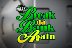 logo break da bank again megaspin microgaming spillemaskine