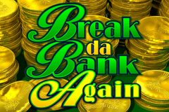 logo break da bank again microgaming spillemaskine
