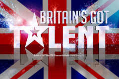 logo britains got talent playtech spillemaskine