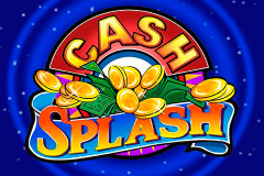 logo cashsplash video slot microgaming spillemaskine