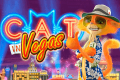 logo cat in vegas playtech spillemaskine