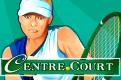 logo centre court microgaming spillemaskine