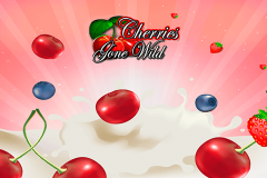 logo cherries gone wild microgaming spillemaskine